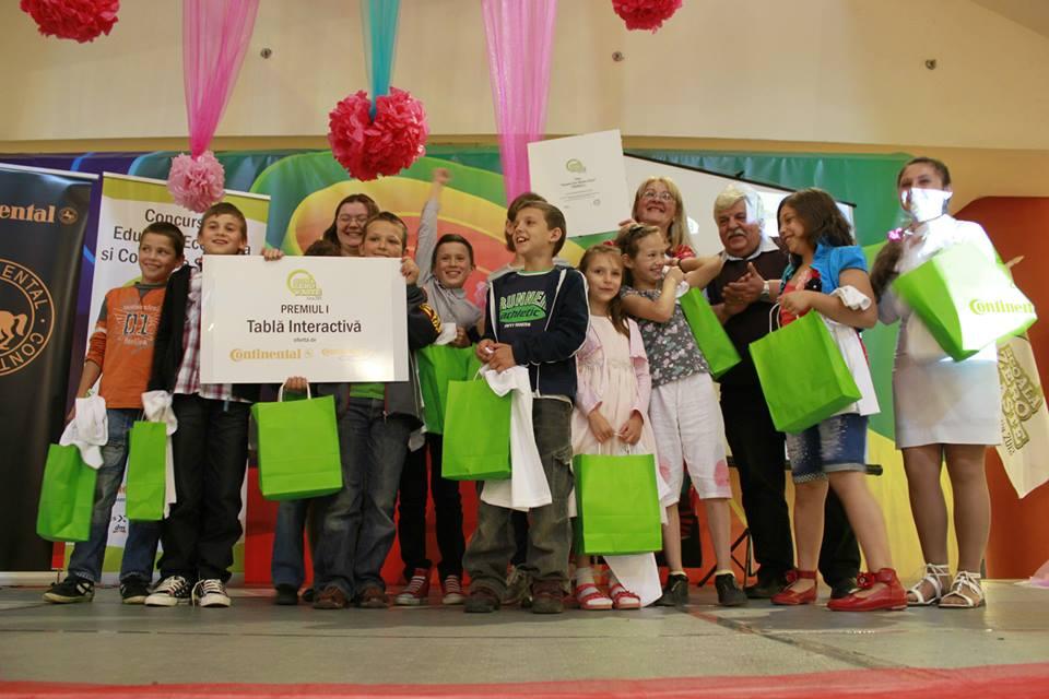 Premiul I Scoala Zero Waste Mosnita Veche