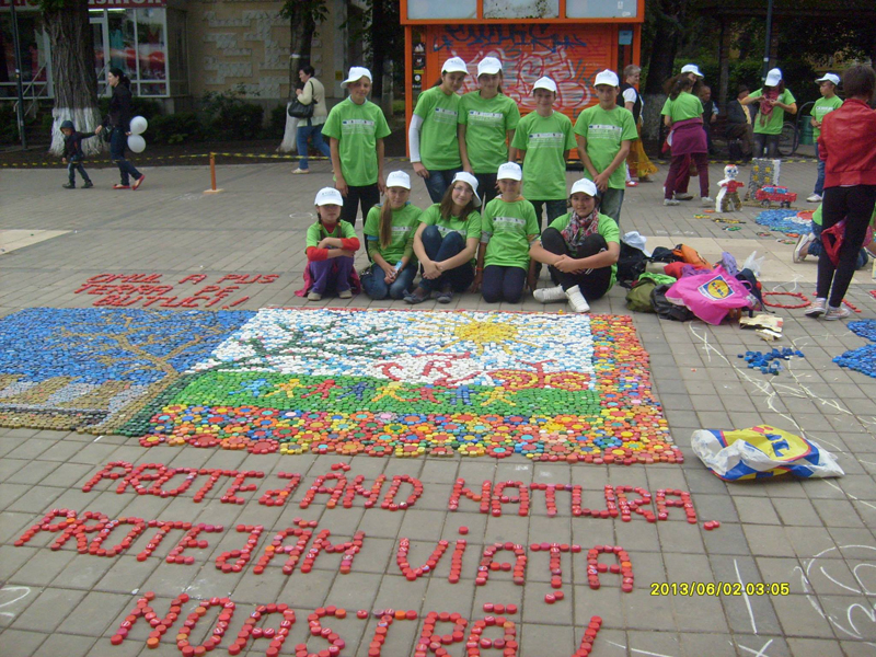 participanti scoala zero waste 2014