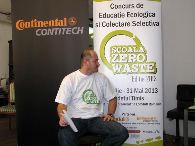 scoala zero waste conferinta presa